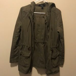 BUNDLE 2 or more 15% off Military Jacket with Hood